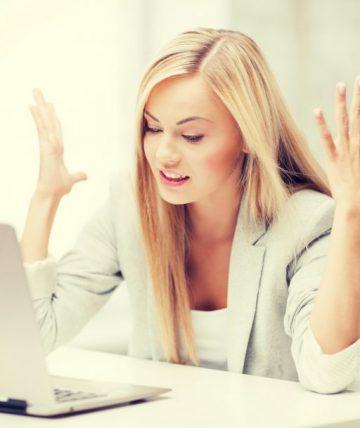Mange føler både sig stressede og skuffede, når de prøver at være mere synlige på de sociale medier